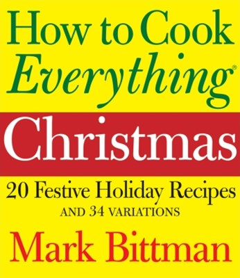 (ebook) How to Cook Everything Christmas