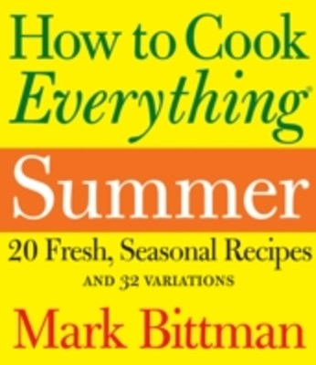 (ebook) How to Cook Everything Summer