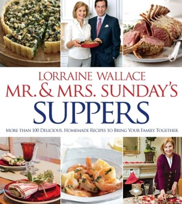 (ebook) Mr. and Mrs. Sunday's Suppers