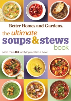 (ebook) Ultimate Soups & Stews Book