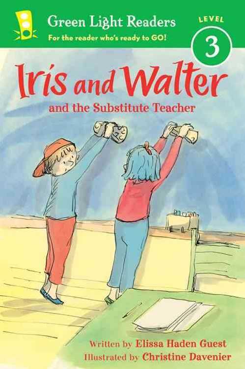 Iris and Walter: Substitute Teacher