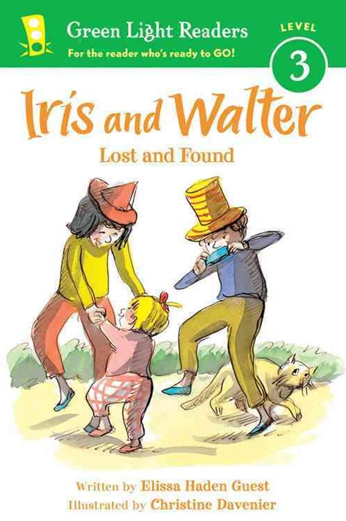 Iris and Walter, Lost and Found  (GL Readers L 3)