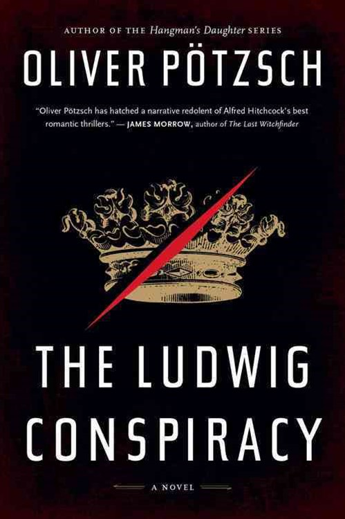 Ludwig Conspiracy: A Hangman's Daughter Tale