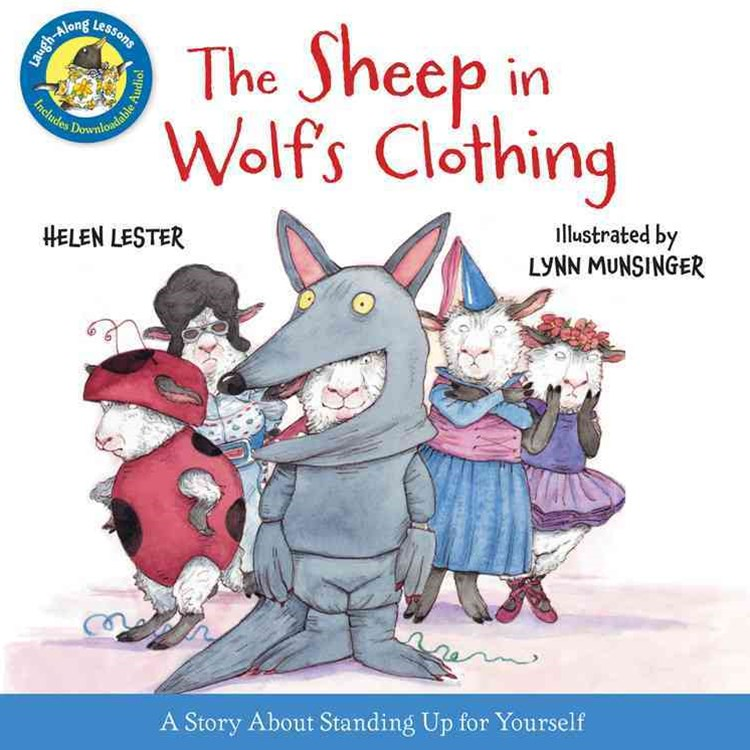 Sheep in Wolf's Clothing: Laugh Along Lessons