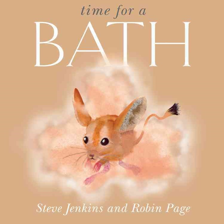 Time for a Bath (Big Book)