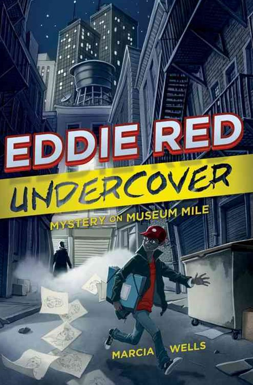 Eddie Red: Undercover Mystery on Museum Mile