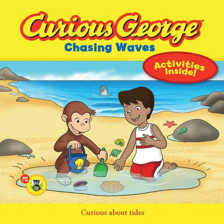 Curious George Chasing Waves (CGTV)