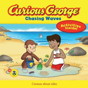 Curious George Chasing Waves (CGTV) - Children's Fiction Intermediate (5-7)