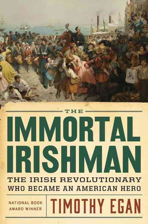 Immortal Irishman: The Irish Revolutionary Who Became an American Hero