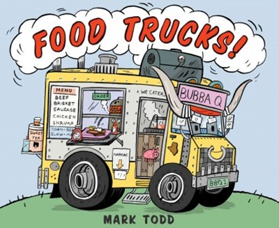 (ebook) Food Trucks!