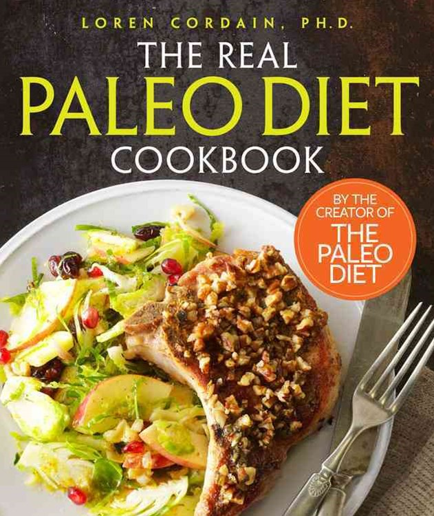 Real Paleo Diet Cookbook
