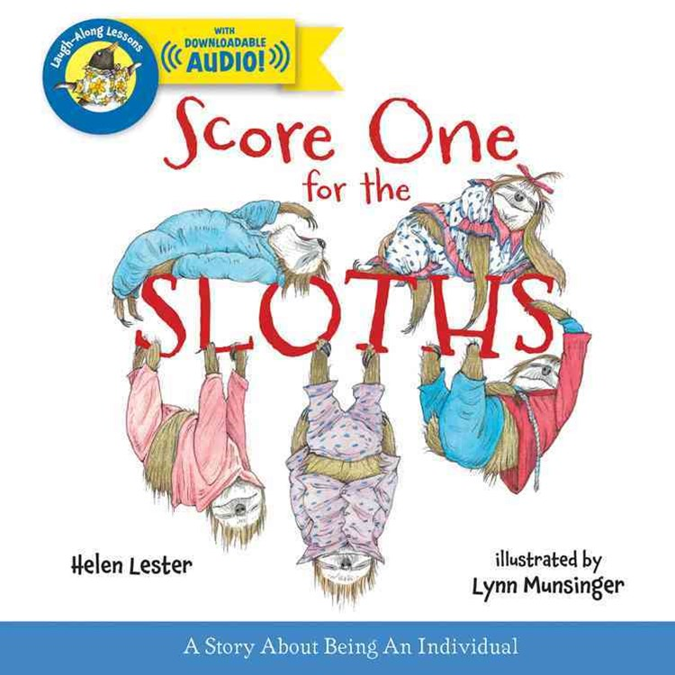 Score One for the Sloths: Laugh-Along-Lessons