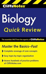 CliffsNotes Biology Quick Review by COX KELLIE PLOEGER (9780544331679) - PaperBack - Education Study Guides