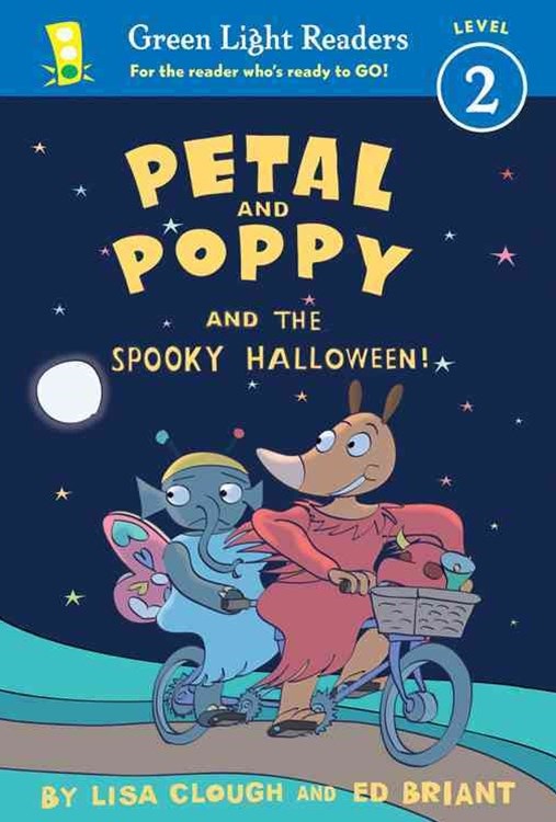 Petal and Poppy and the Spooky Halloween (GL Reader, L 2)