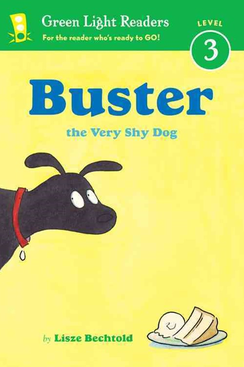 Buster the Very Shy Dog