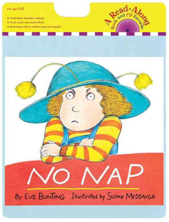 No Nap: Book and CD