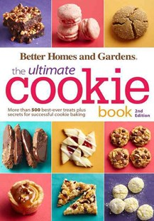 Ultimate Cookie Book by BETTER HOMES AND GARDENS (9780544339293) - PaperBack - Cooking Desserts