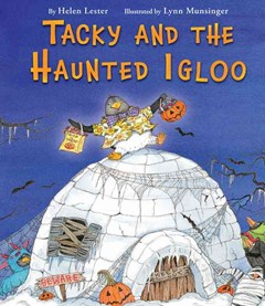 Tacky and the Haunted Igloo