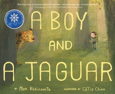 (ebook) Boy and a Jaguar