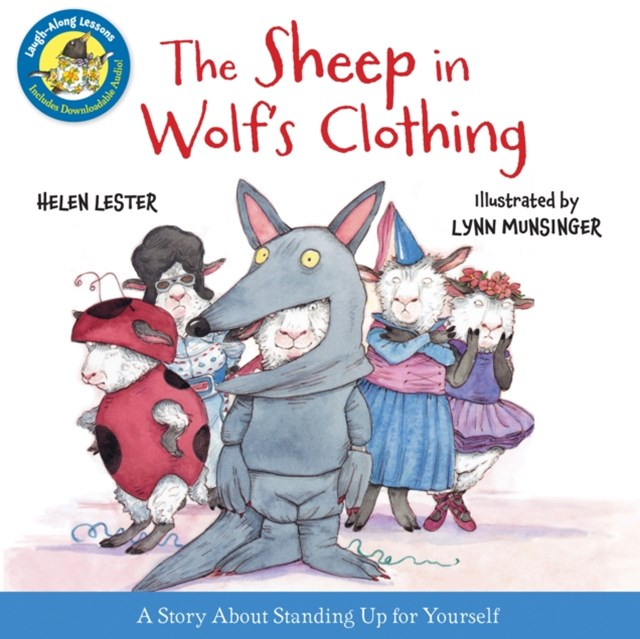 Sheep in Wolf's Clothing (Read-aloud)