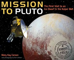 Mission to Pluto: The First Visit to an Ice Dwarf and the Kuiper Belt