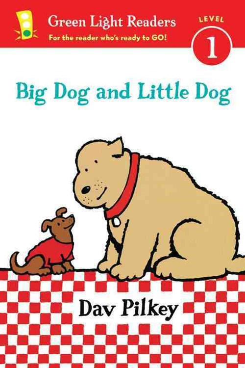 Big Dog and Little Dog: (GLR Level 1)