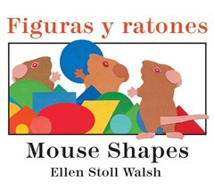 Figuras y Ratones / Mouse Shapes Bilingual Board Book