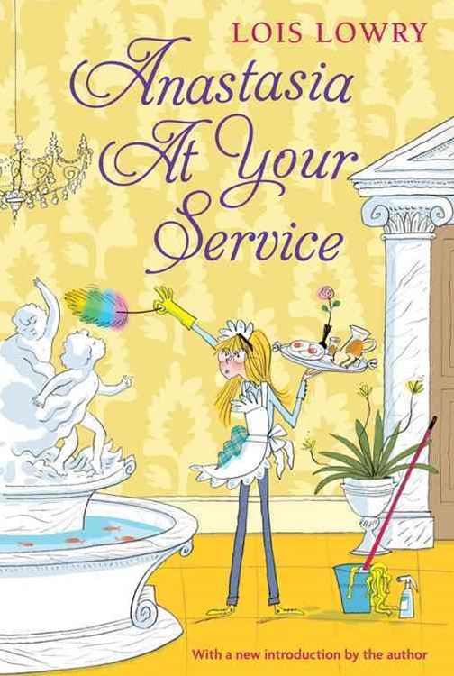 Anastasia at Your Service: Bk 3