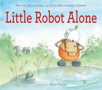 Little Robot Alone