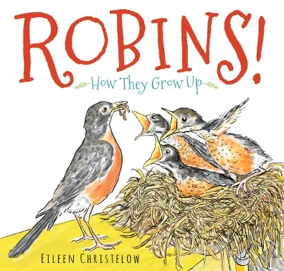 (ebook) Robins!