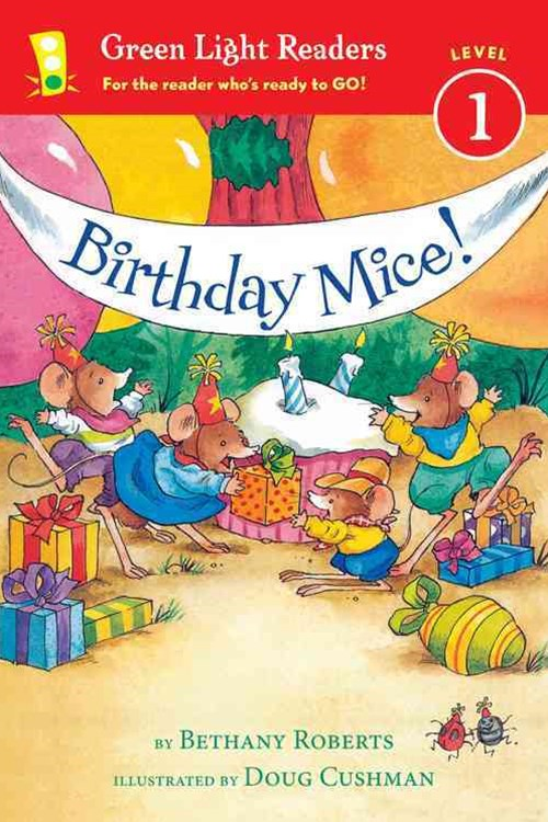 Birthday Mice! (GLR Lev 1)
