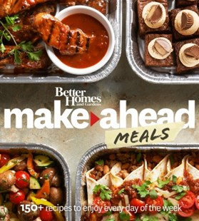 (ebook) Better Homes and Gardens Make-Ahead Meals - Cooking Cooking Reference