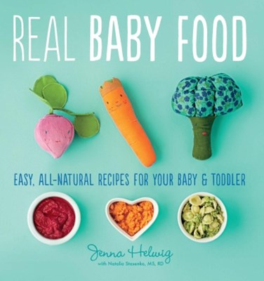 (ebook) Real Baby Food