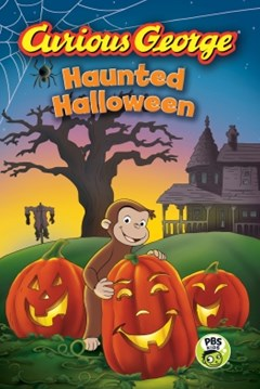 (ebook) Curious George Haunted Halloween (CGTV Reader)