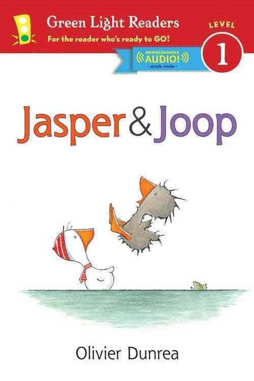 Jasper and Joop: Green Light Readers, Level 1