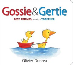 Gossie and Gertie Padded Board Book