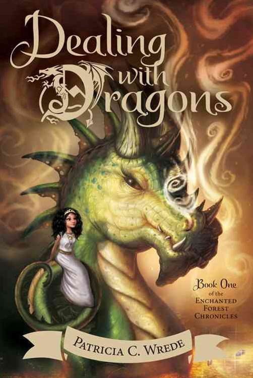 Dealing with Dragons:Enchanted Forest Chronicles Bk 1