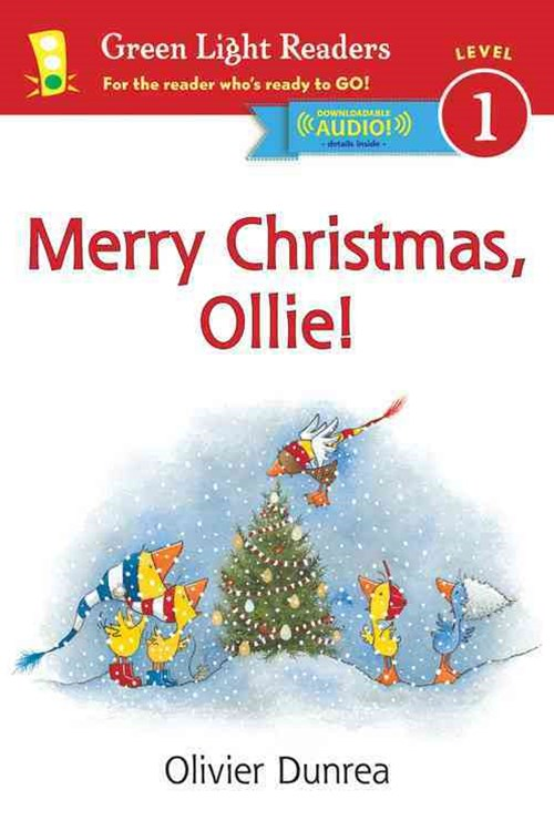 Merry Christmas, Ollie: Green Light Readers, Level 1