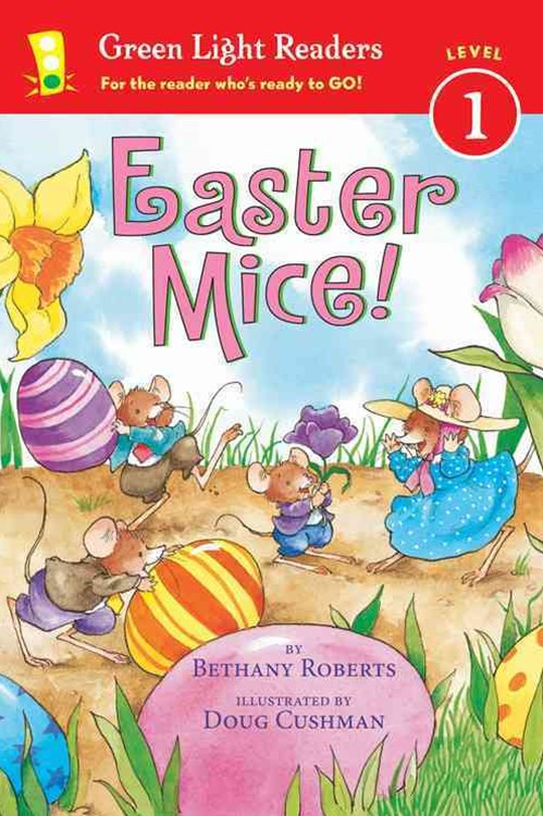 Easter Mice!: Green Light Readers, Level 1
