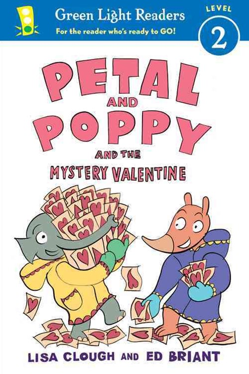 Petal and Poppy and the Mystery Valentine (GL Reader, L 2)