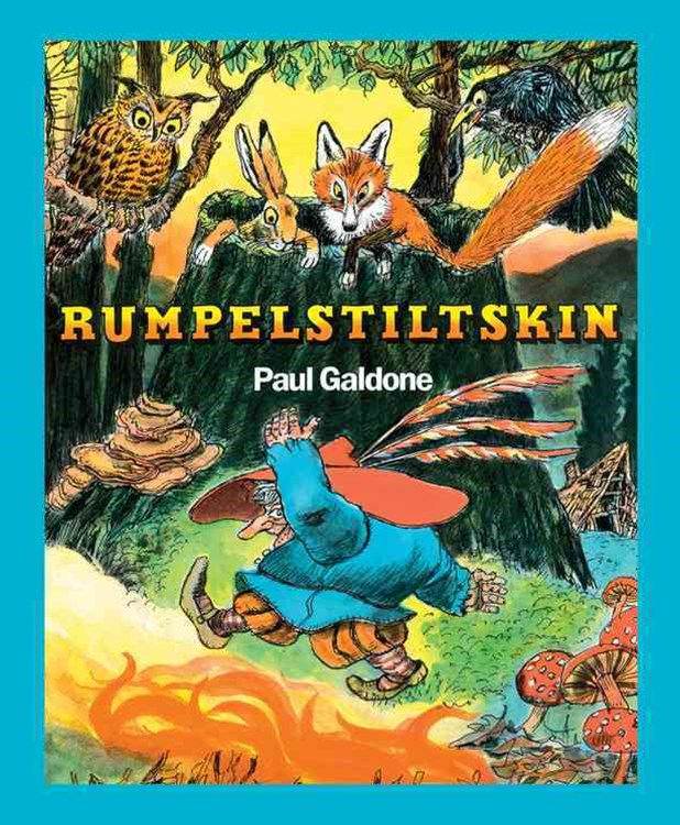 Rumpelstiltskin Big Book