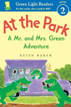 At the Park: A Mr. and Mrs. Green Adventure - GLR Level 2
