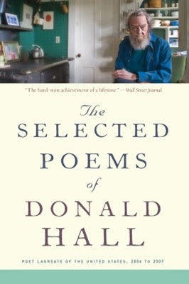 (ebook) Selected Poems of Donald Hall
