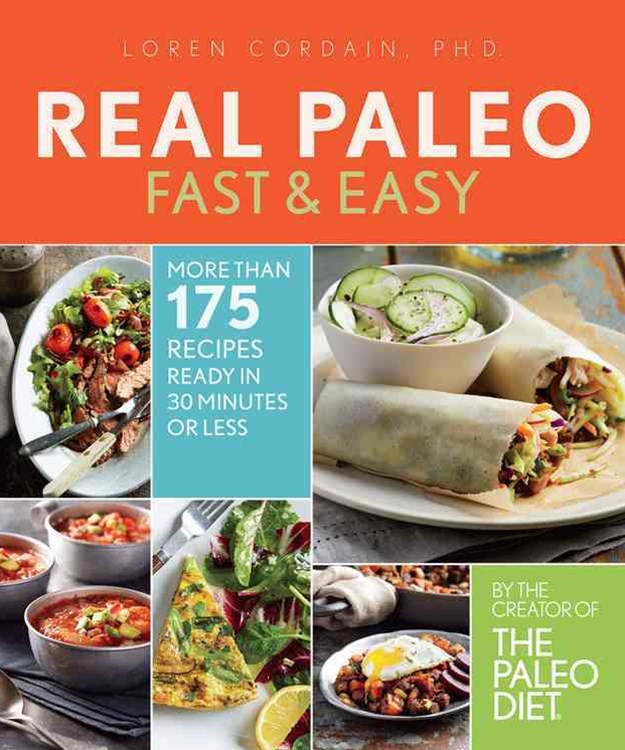 Real Paleo Diet Fast & Easy