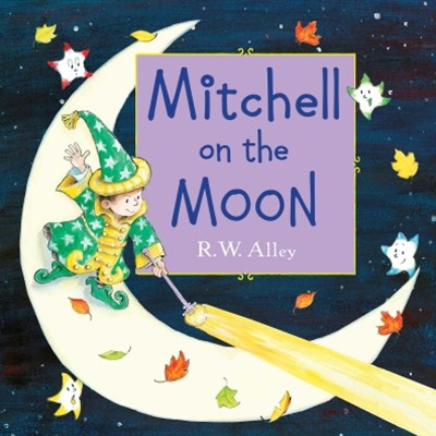 (ebook) Mitchell on the Moon