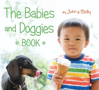 (ebook) Babies and Doggies Book - Children's Fiction Early Readers (0-4)