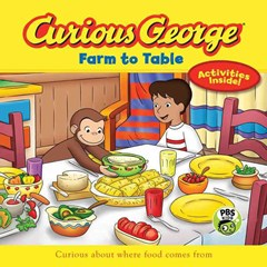 Curious George Farm to Table: CGTV