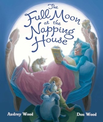 (ebook) Full Moon at the Napping House