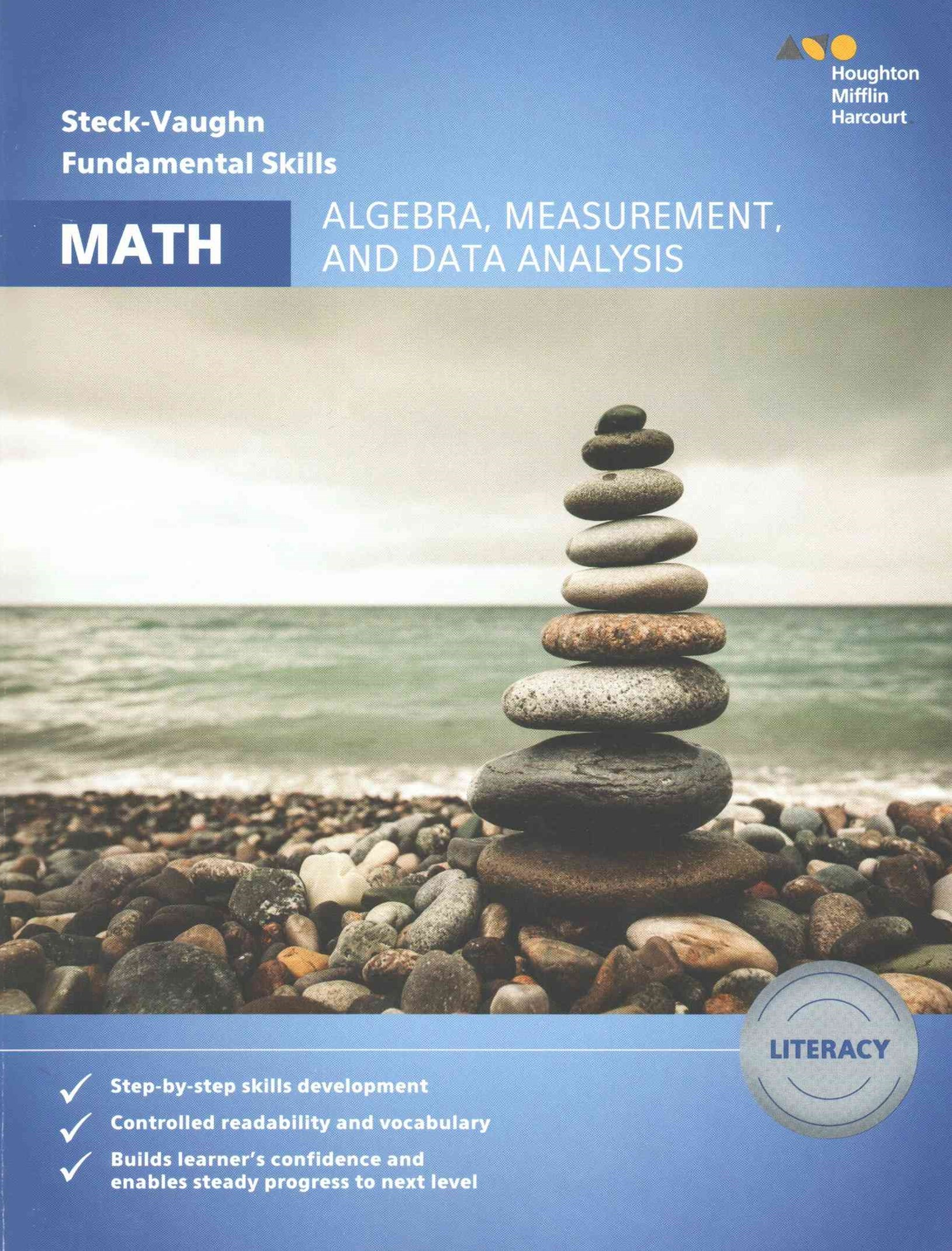 Steck-Vaughn Fundamental Skills for Math