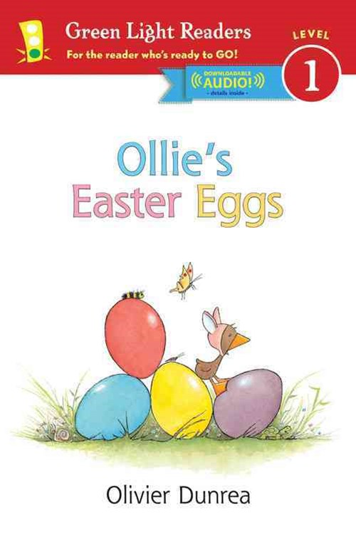 Ollie's Easter Eggs (reader)